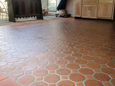 Minor Tile And Grout Repair